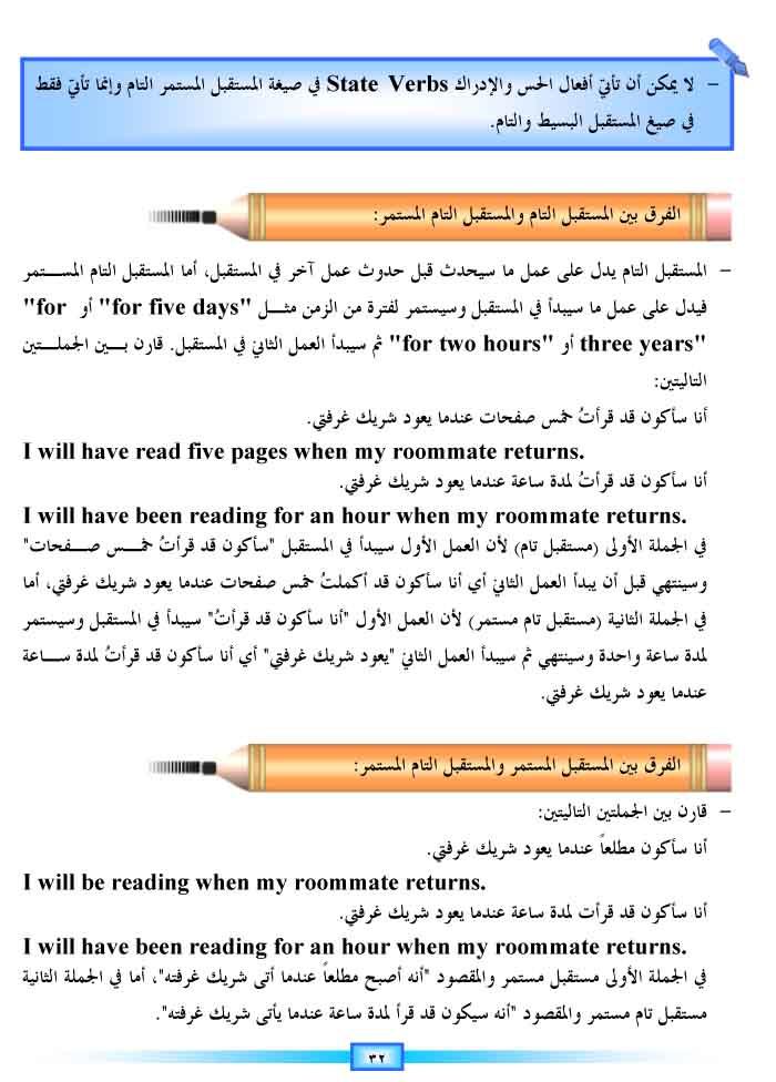 أساسيات اللغة الإنجليزية 6