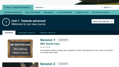 Photo of موقع BBC Learning English لتعلم اللغة الانجليزية