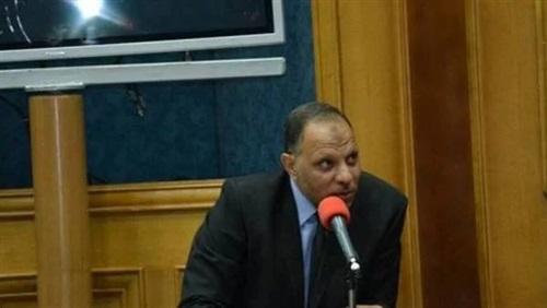 خالد عبدالحكم نائب رئيس امتحانات الثانوية العامة
