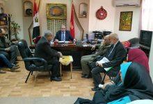 وكيل وزارة التعليم ببور سعيد يناقش الاستعدادت النهائية للمسابقة الوزارية لسد العجز