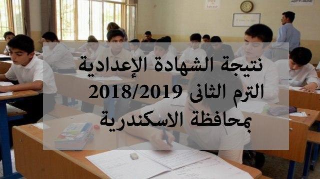 البوابة الالكترونية محافظة الاسكندرية نتيجة الاعدادية