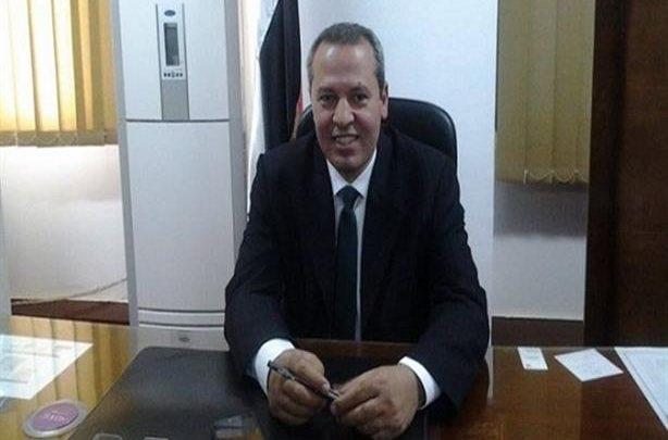 الدكتور سعد عبداللطيف مكي وكيل وزارة الصحة بالدقهلية