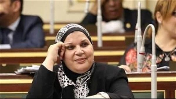 النائبة مايسة عطوة، وكيل لجنة القوى العاملة بمجلس النواب