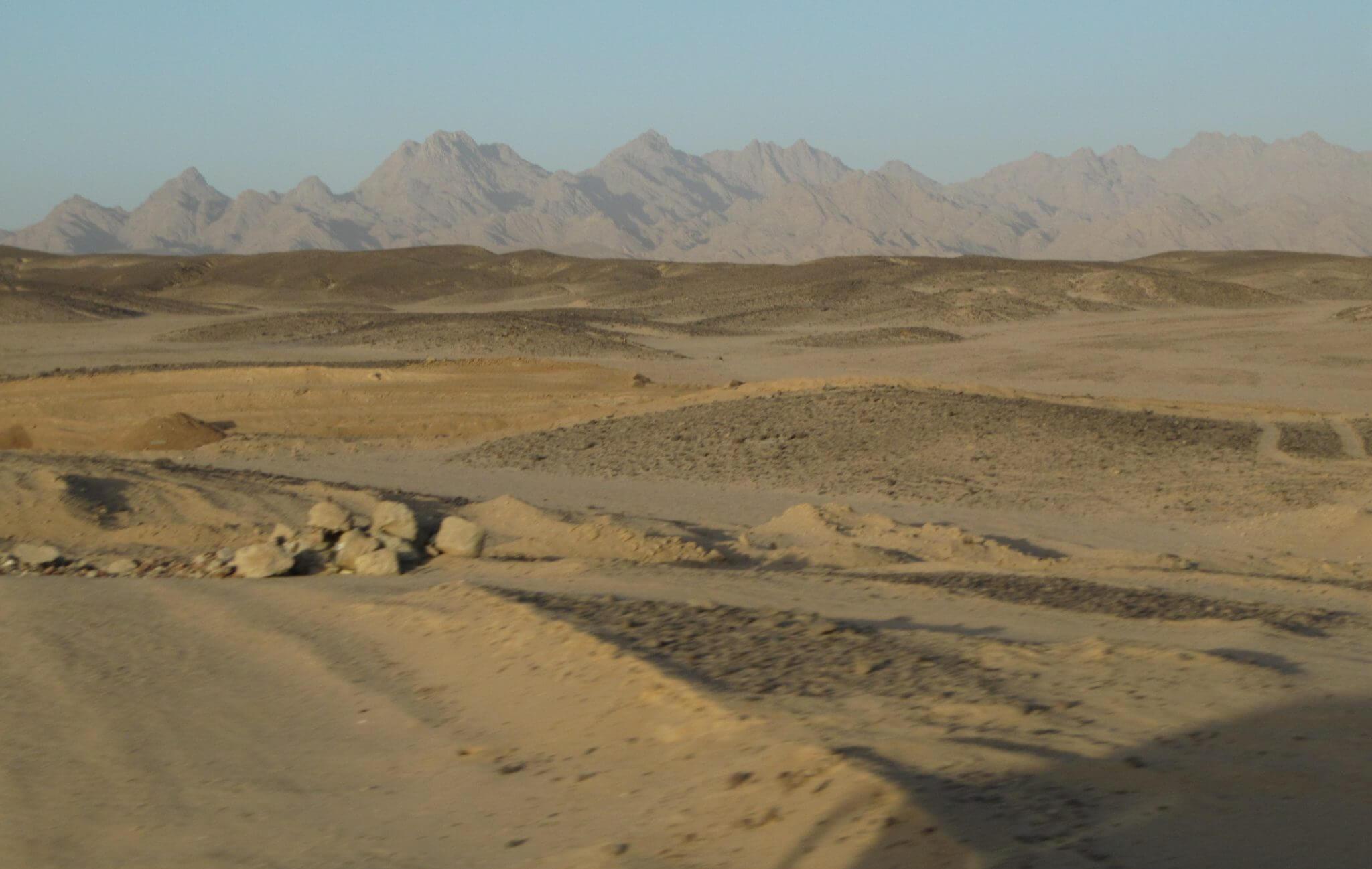 الصحراء الشرقية