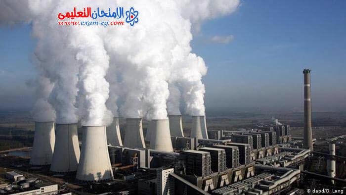 الانبعاثات الحرارية والكيميائية 2