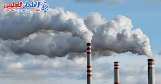 الانبعاثات الحرارية والكيميائية