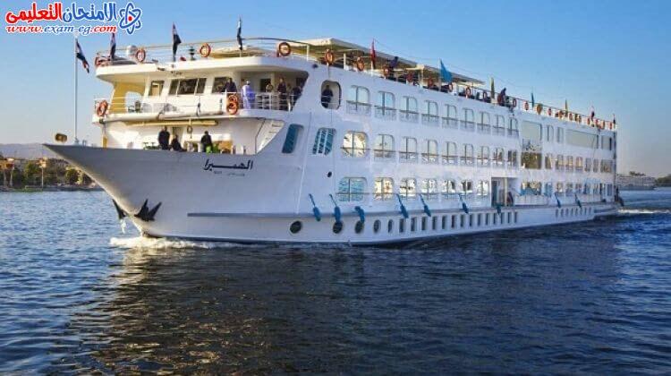 الرحلات النيلية بالاقصر