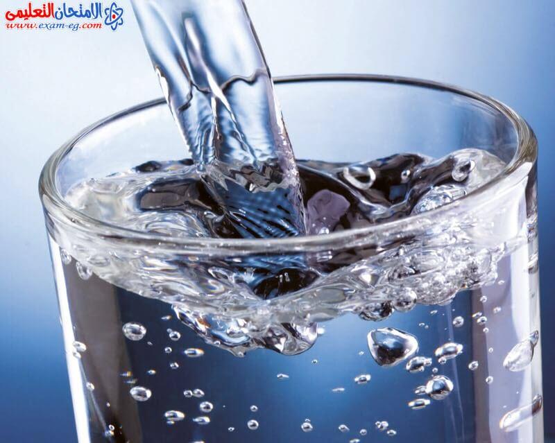 اهمية الماء على صحة الانسان