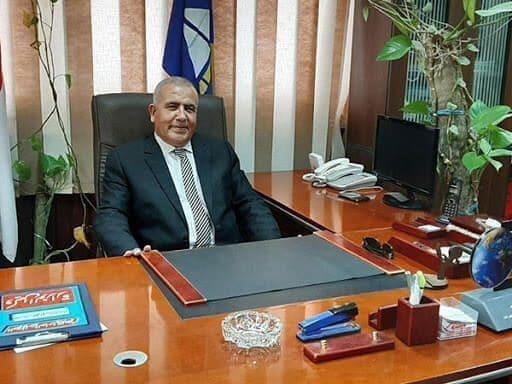عادل عثمان وكيل وزارة التربية والتعليم بدمياط
