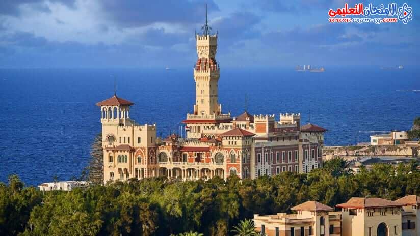 قصر الحرملك بالاسكندرية