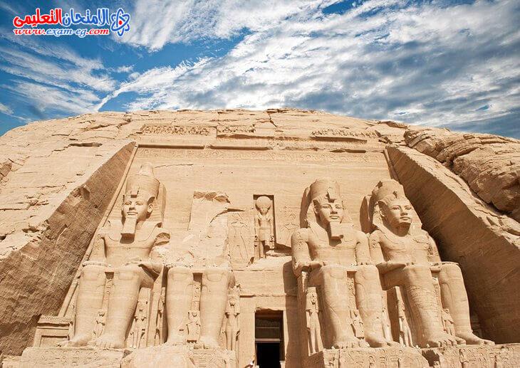 معبد ابى سمبل