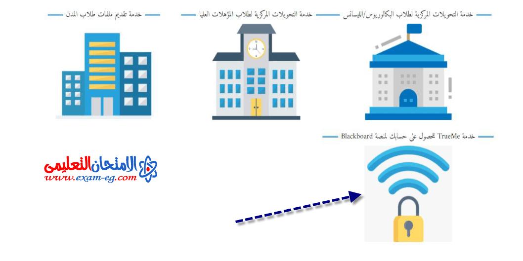 منصة جامعة القاهرة الالكترونية