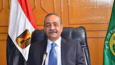 اللواء شريف فهمي بشارة محافظ الاسماعيلية