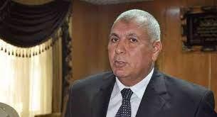 اللواء محمد سالمان الزملّوط، محافظ الوادي الجديد